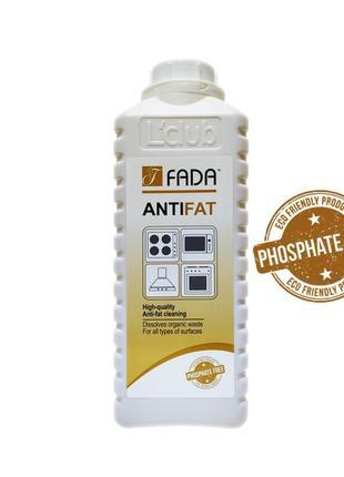Концентрированное средство от застарелого жира (fada фада анти жир)