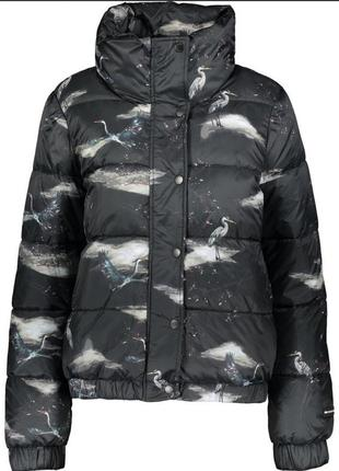 Куртка пуховик dkny новая