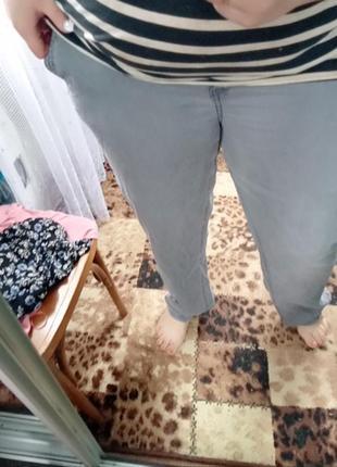 Гарні сірі штани