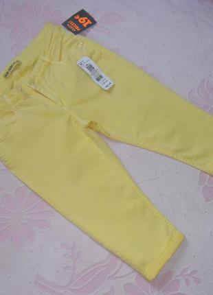 Новые брендовые джинсовые шорты бриджи cache-cache, 40 размер.