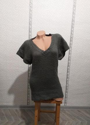 Мякушный пуловер. (3125)
