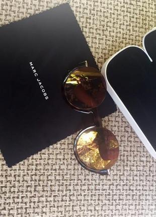 Круглые очки marc jacobs оригинал marc jacobs