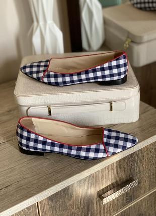 Туфли scho shoes оригинал италия