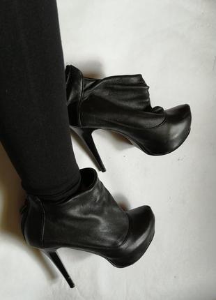 Ботинки р 39