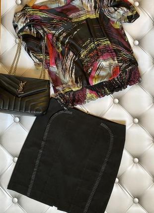 Деловая классическая юбка