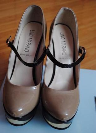 Очень красивые туфли lino marano