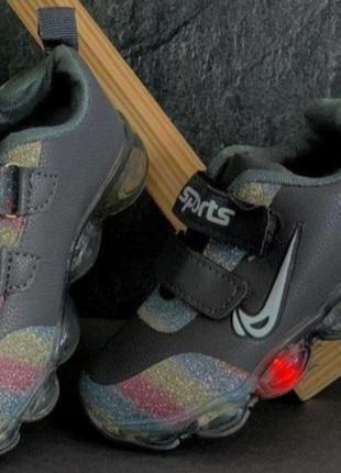 👫крутые детские кроссовки