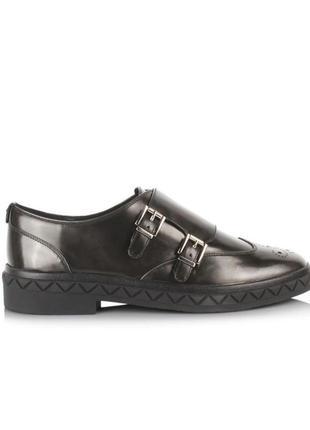 Туфли женские оксфорды 36 размер кожаные antonio biaggi