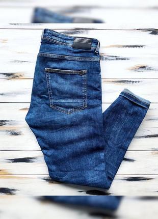 Zara man зауженные джинсы