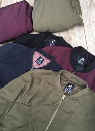 Стильная актуальная куртка бомбер тренд zara h&m atmosphere gap