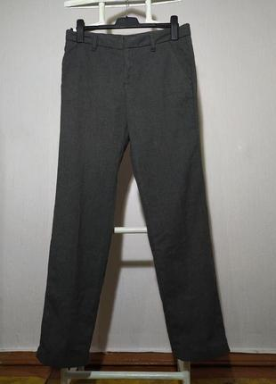Штаны брюки с плотного котона prada milano
