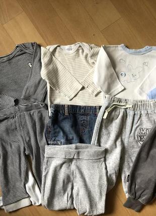 Набір речей ( піжама, штани , чоловічки)