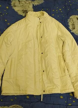 Euroad белая куртка р.50
