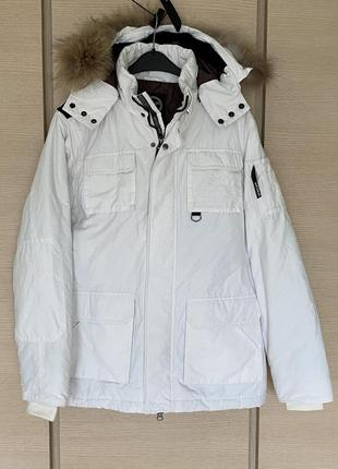 Куртка зимняя аляска  мужская nickerson размер l/xl