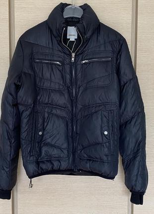 Куртка зимняя пуховая мужская diesel размер м /s