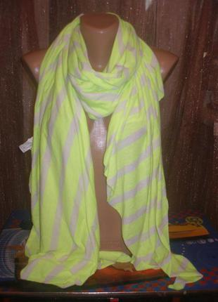 Bershka.оригинал.шикарный яркий палантин-шарф. или как накидку и парео