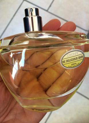 Dkny be delicious skin donna karan 100мл.тестер