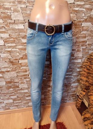 Италия,шикарные,красивые,джинсовые,коттоновые брюки,штаны,скинни,слим,стрейч
