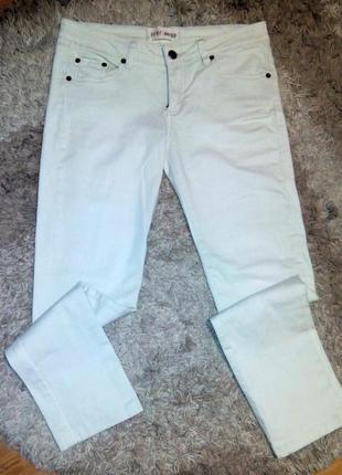 Молочные джинсы м от yes miss