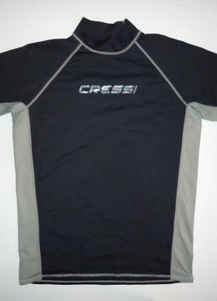 Гидрофутболка cressi uv50+ италия серфинг рафтинг (2xl)
