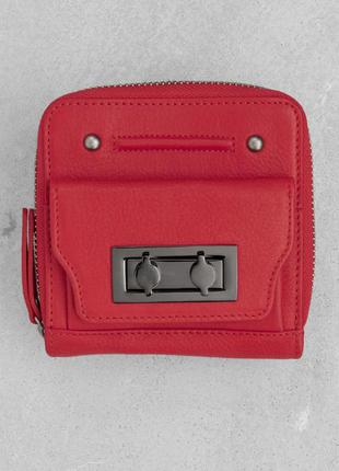 Красный кожаный кошелек & other stories