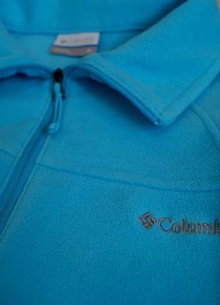 Флисовая кофта columbia