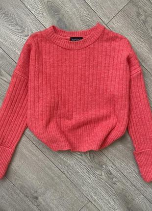 Тёплая качественная кофта свитер