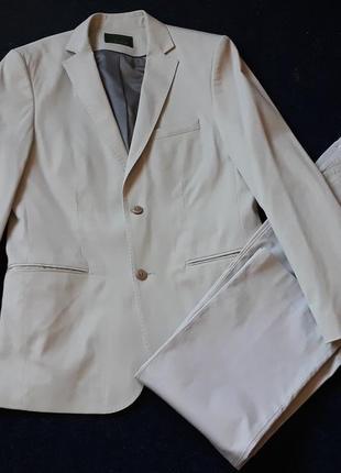 Мужской костюм zara