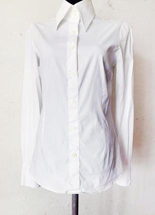 Рубашка с красивым воротничком oscar paul италия