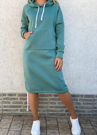 Платье флис