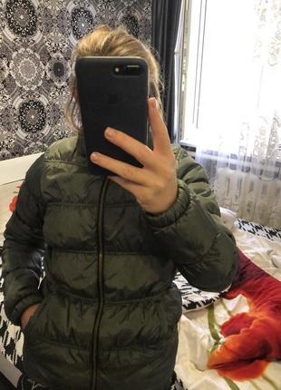 Курточка / осенняя куртка / пуховик