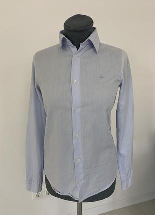 Рубашка ровный крой