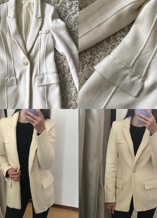 Блейзер пиджак пальто