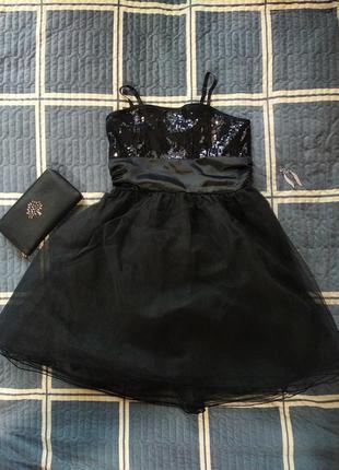 Вечернее платье 👠. маленькое чёрное платье 🎀