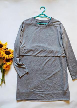 Мягкий свитер туника
