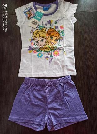 Пижамка disney на девочку