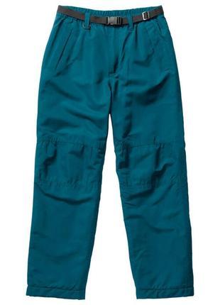 Лыжные брюки на флисе cotton traders