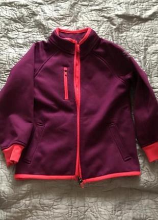 Куртка кофта спортивная
