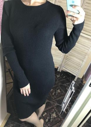 Платье gap с длинным рукавом
