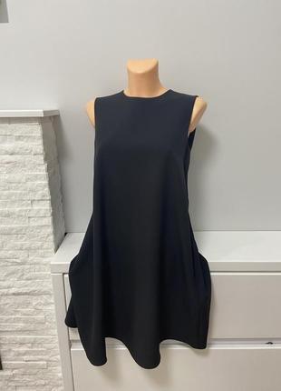 Плаття черное базовое
