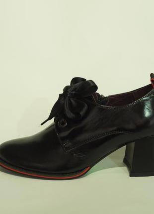 Обувь женская туфли осень