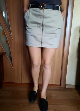 Стильная юбка house