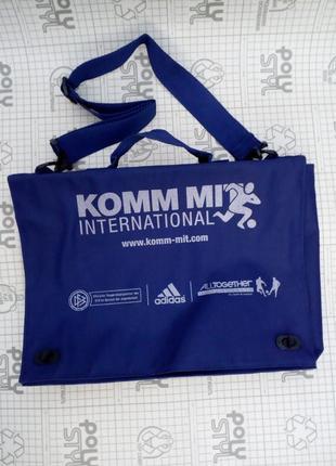 Командная сумка komm mit 37*28*7,5 см