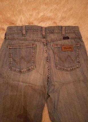 Брендовые джинсы wrangler