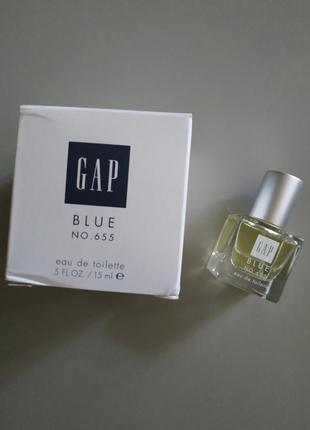 Туалетная вода gap blue