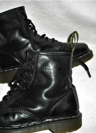 Ботинки бренда dr. martens оригинал
