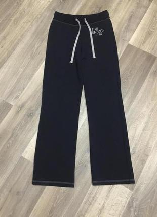Теплые спортивные штаны,на 44\46 р