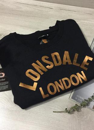 Крутой свитшот  женский lonsdale london