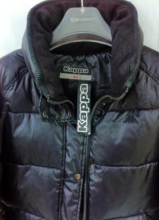 Зимняя пуховая куртка .