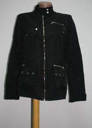 Куртка из плащевки dkny, р.м